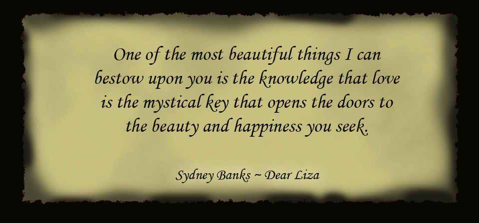 The Mystical Key